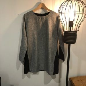 Black& Grey Dress
